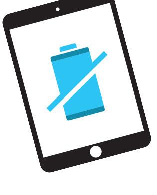 Reparar BATERÍA iPad air en Sevilla