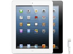 Ver reparaciones de iPad 4 (retina, lightning) (A1458 o A1460)