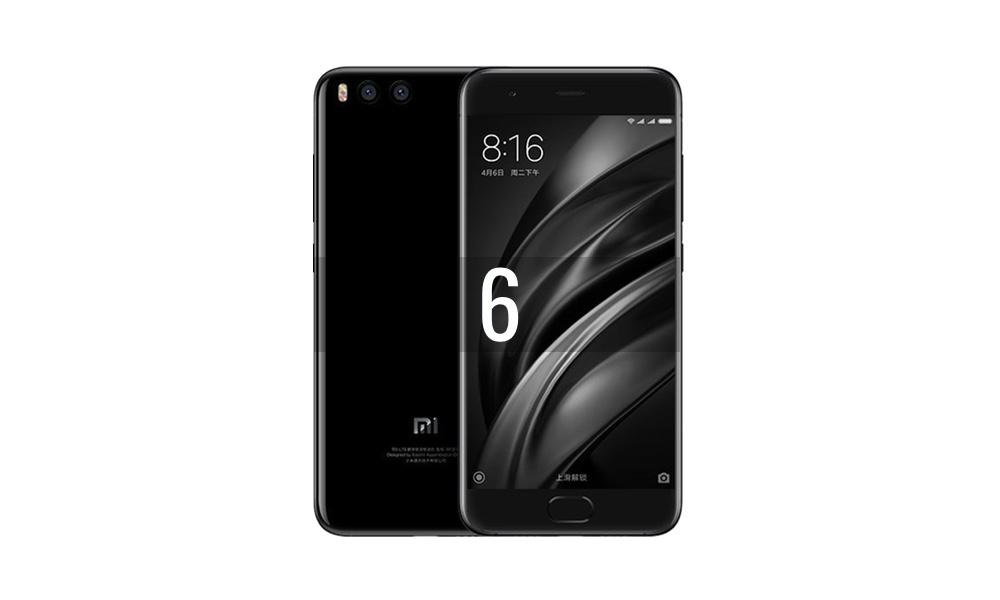 Reparar Xiaomi Mi 6