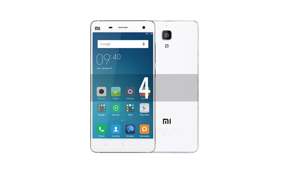 Reparar Xiaomi Mi 4