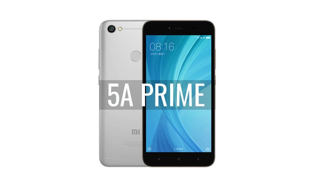Reparar Xiaomi Redmi Note 5A Prime