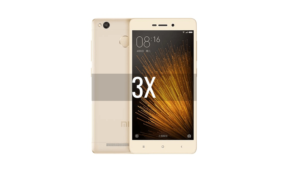 Reparar Xiaomi Redmi 3X