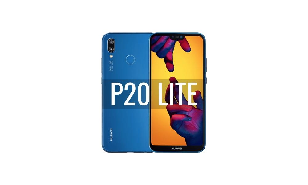 Reparar Huawei P20 Lite