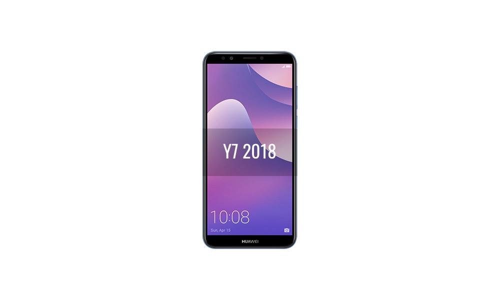 Reparar Huawei Y7 (2018)