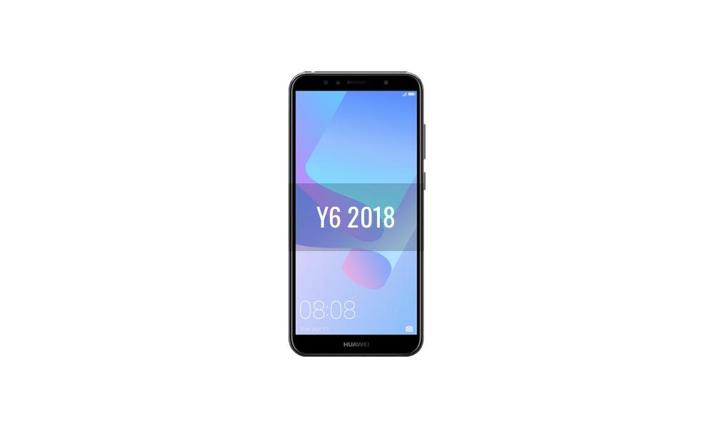 Reparar Huawei Y6 (2018)