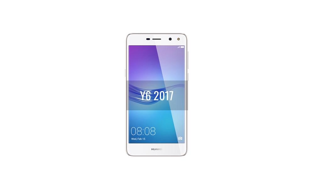 Reparar Huawei Y6 (2017)