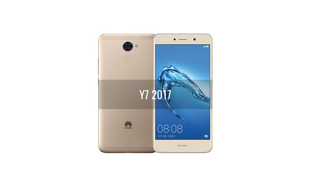 Reparar Huawei Y7 (2017)