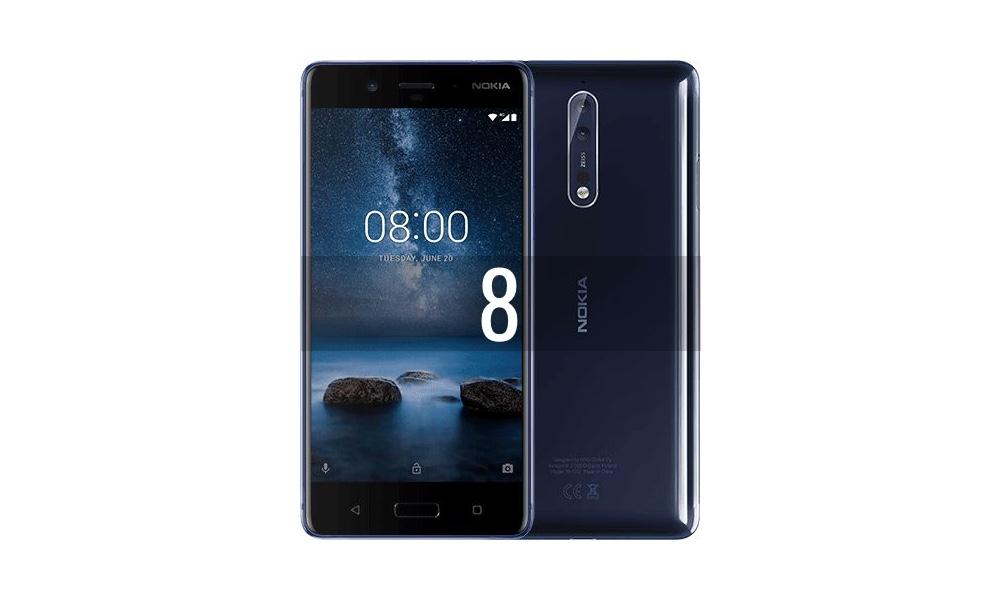 Reparar Nokia 8