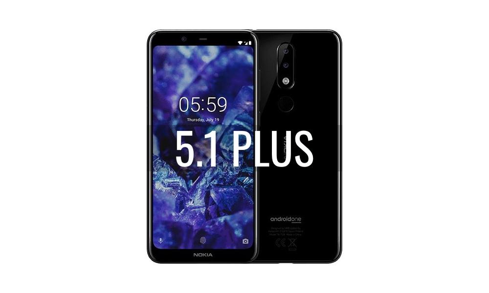 Reparar Nokia 5.1 Plus