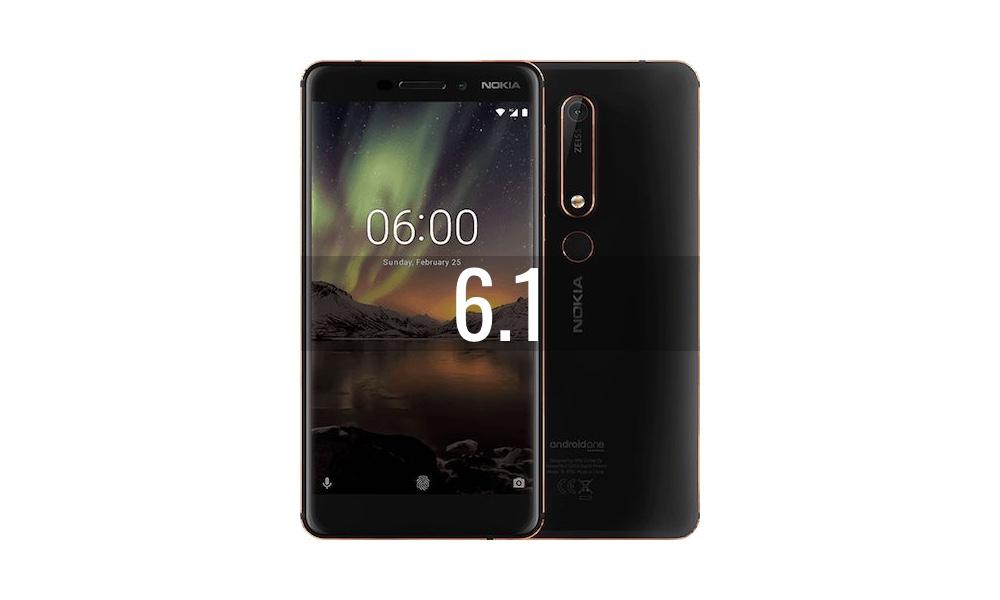 Reparar Nokia 6.1