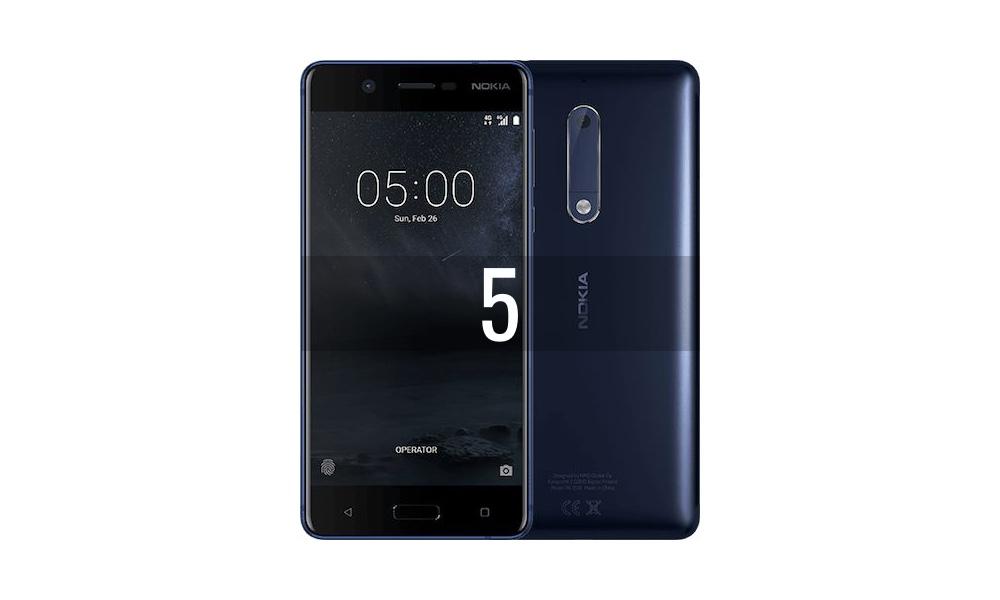 Reparar Nokia 5