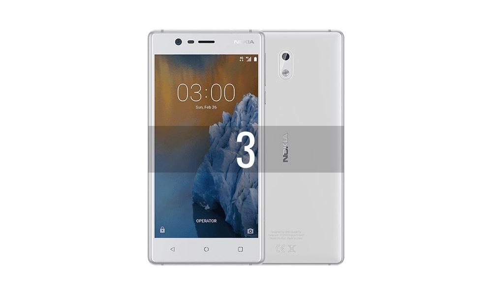 Reparar Nokia 3