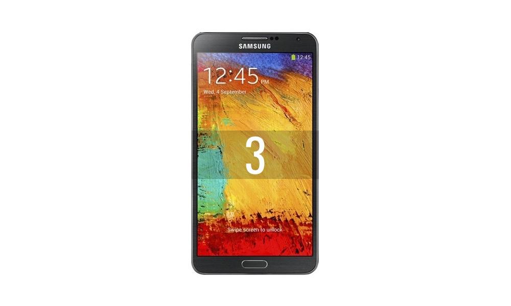 Reparar Samsung Galaxy Note 3