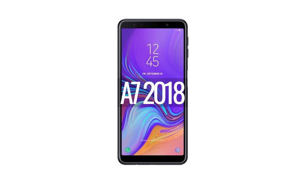 Reparar Samsung Galaxy A7 (2018)