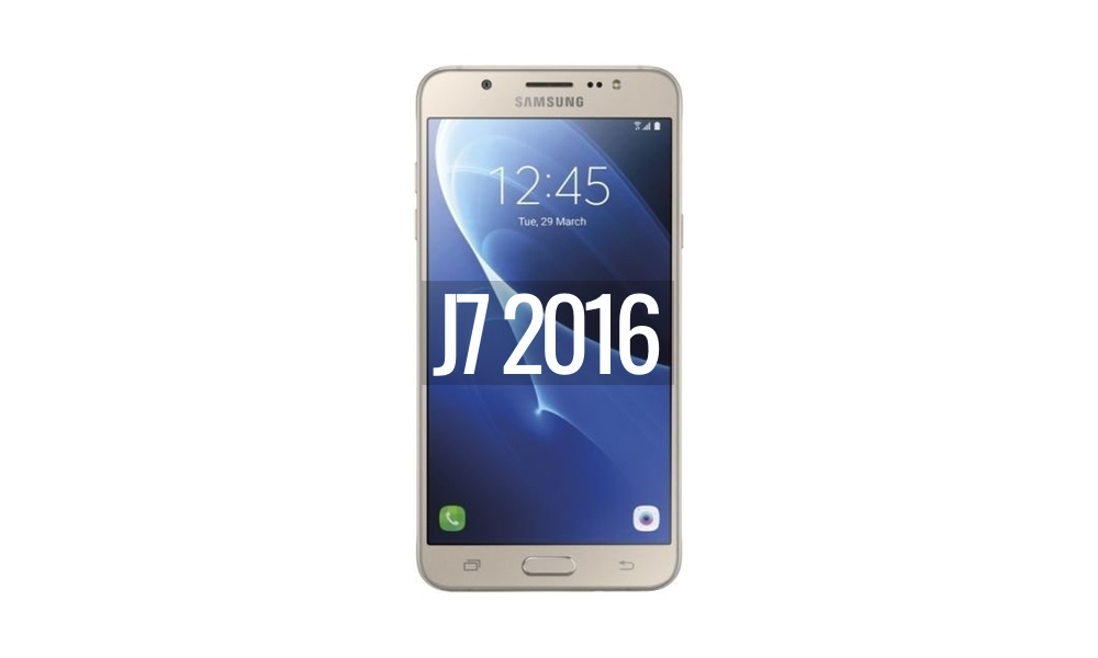 Reparar Samsung Galaxy J7 (2016)
