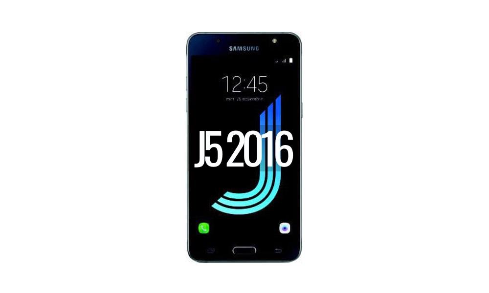 Reparar Samsung Galaxy J5 (2016)