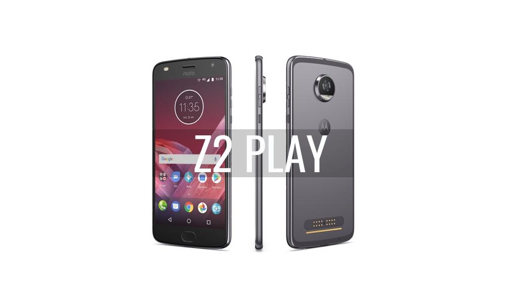 Reparar Motorola Moto Z2 Play