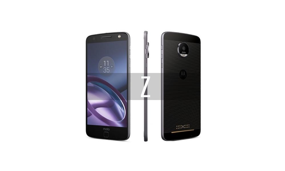 Reparar Motorola Moto Z