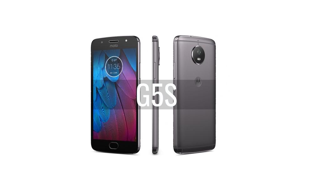 Reparar Motorola Moto G5S