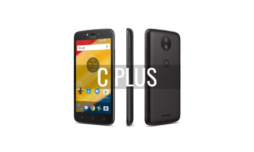 Reparar Motorola Moto C Plus