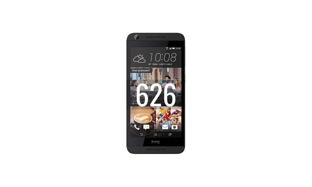 Reparar HTC Desire 626