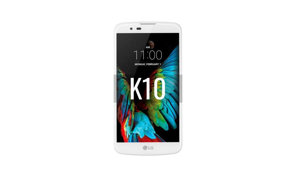 Reparar LG K10