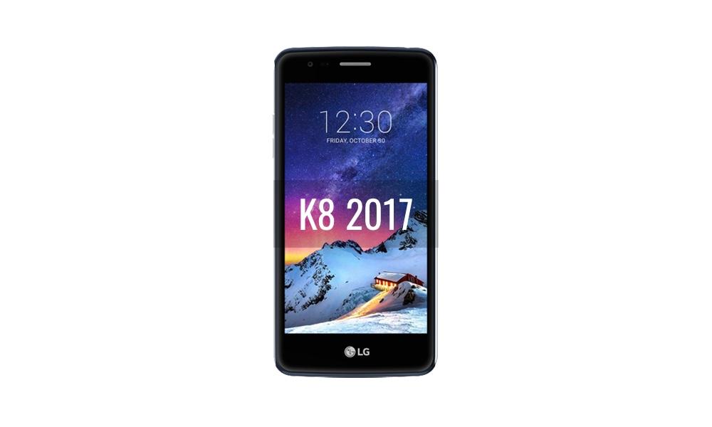Reparar LG K8 (2017)
