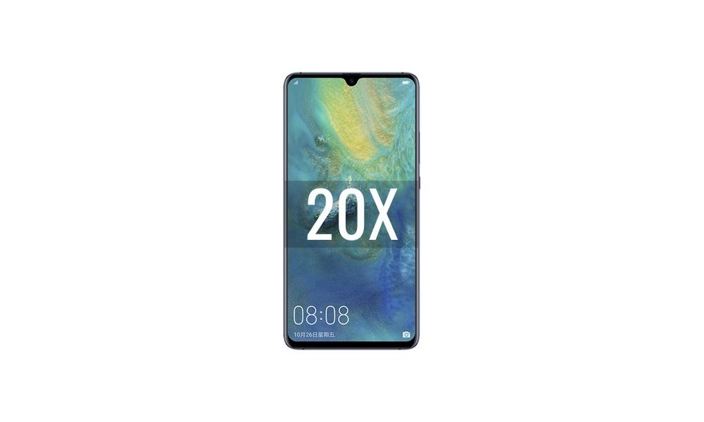 Reparar Huawei Mate 20X