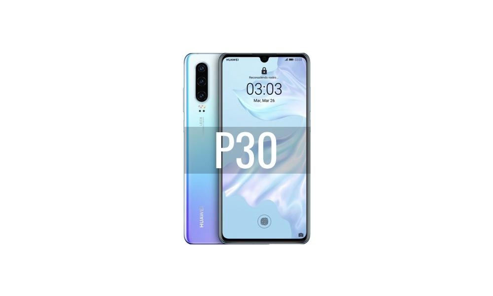 Reparar Huawei P30