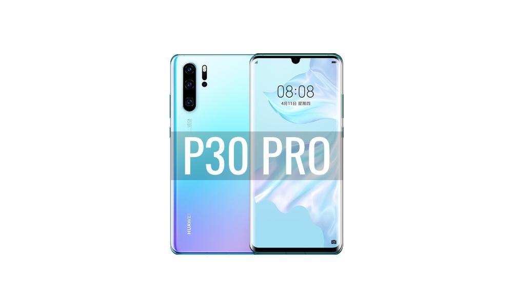 Reparar Huawei P30 Pro