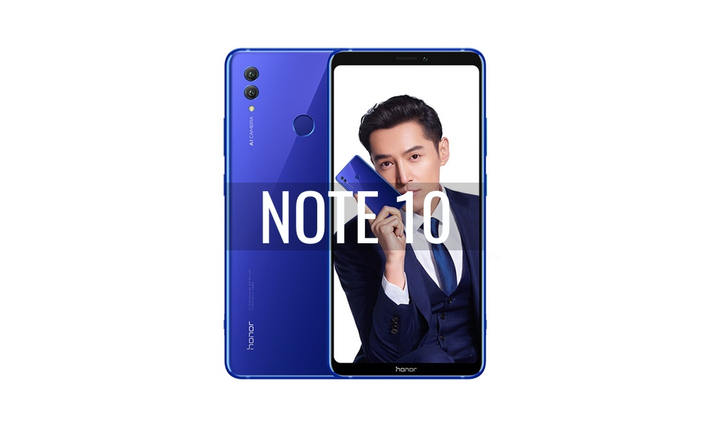 Reparar Honor Note 10