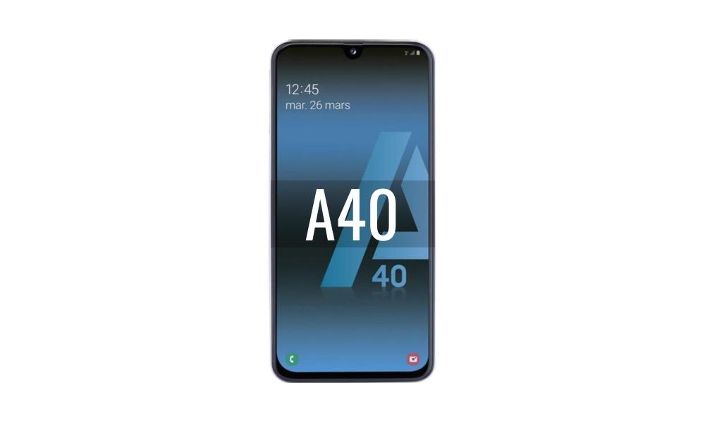 Reparar Samsung Galaxy A40