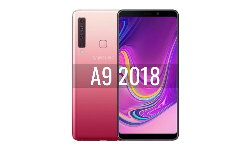 Reparar Samsung Galaxy A9 (2018)
