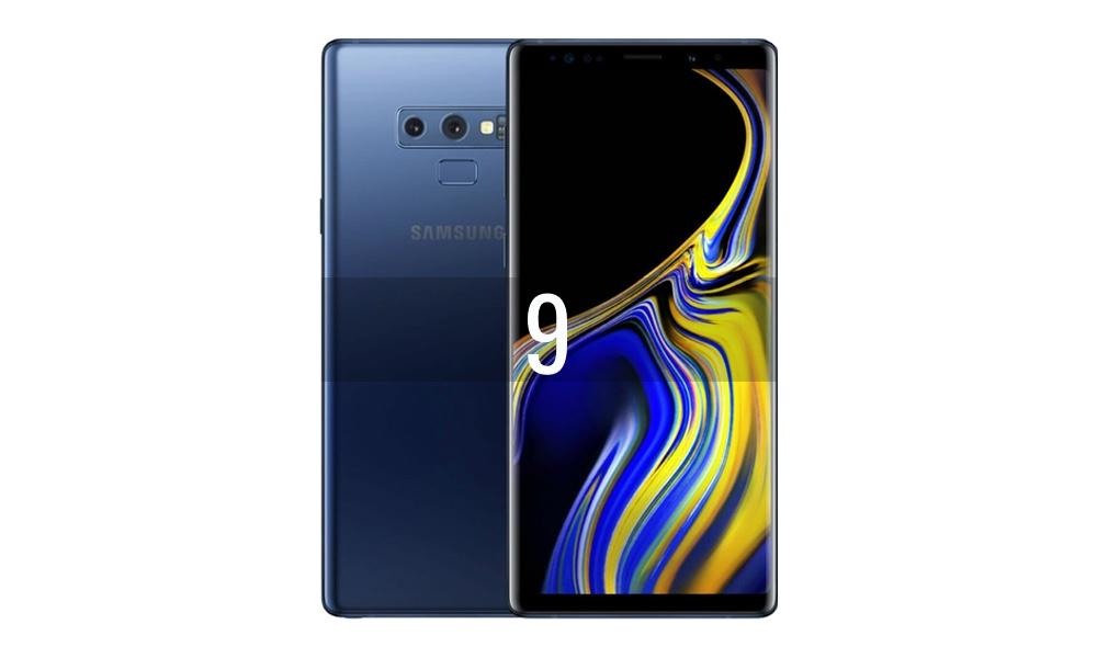 Reparar Samsung Galaxy Note 9