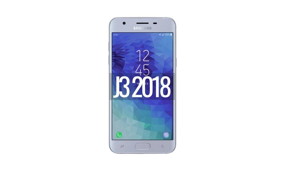 Reparar Samsung Galaxy J3 (2018)