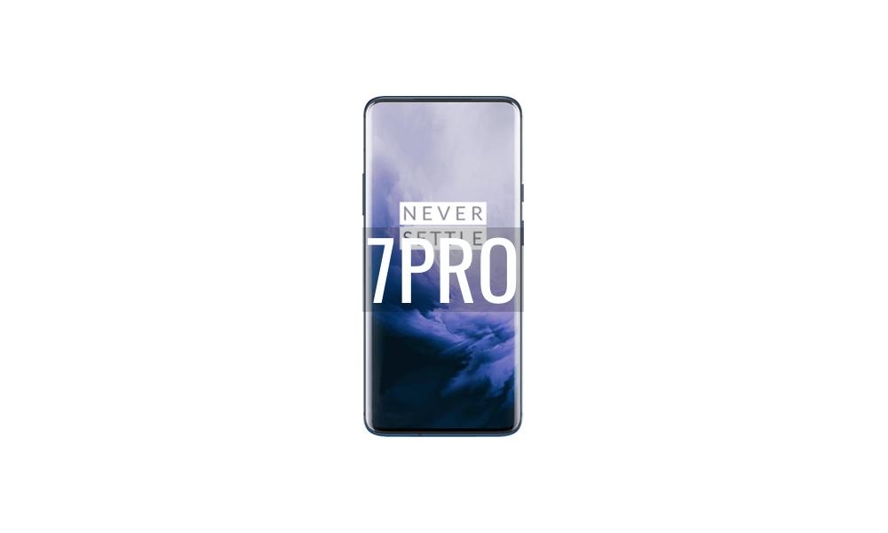 Reparar OnePlus 7 Pro