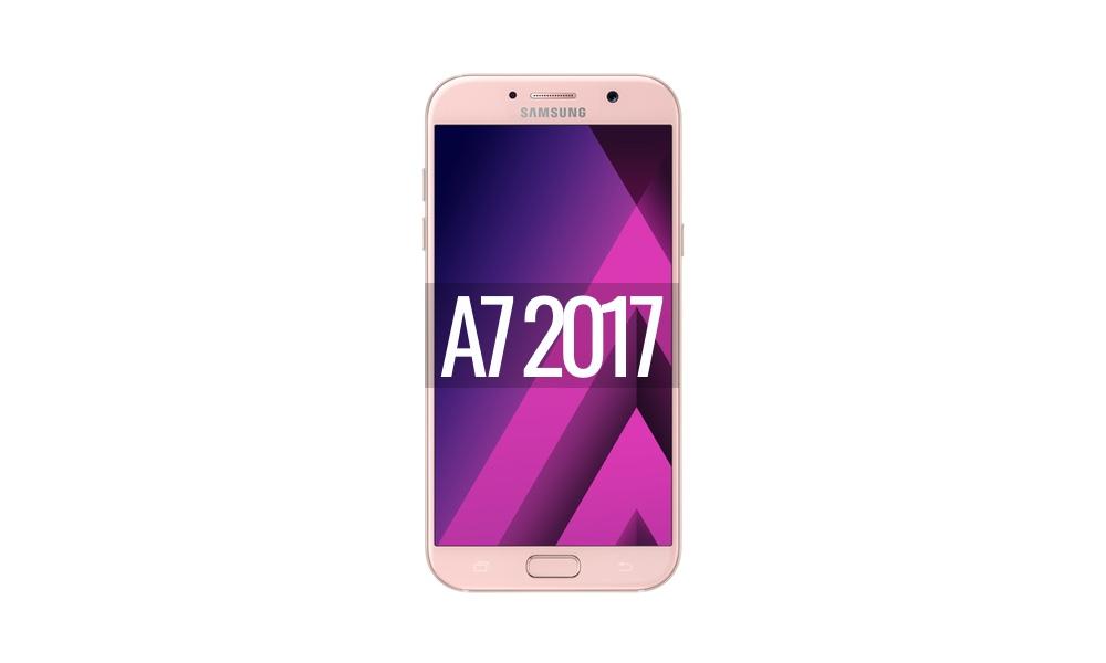 Reparar Samsung Galaxy A7 (2017)