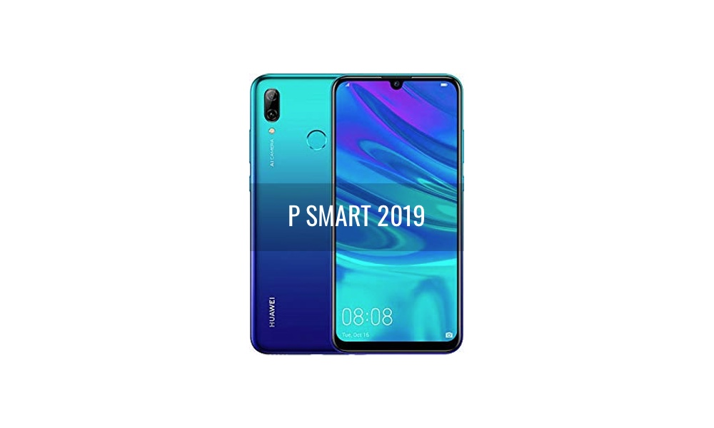 Reparar Huawei P Smart (2019)