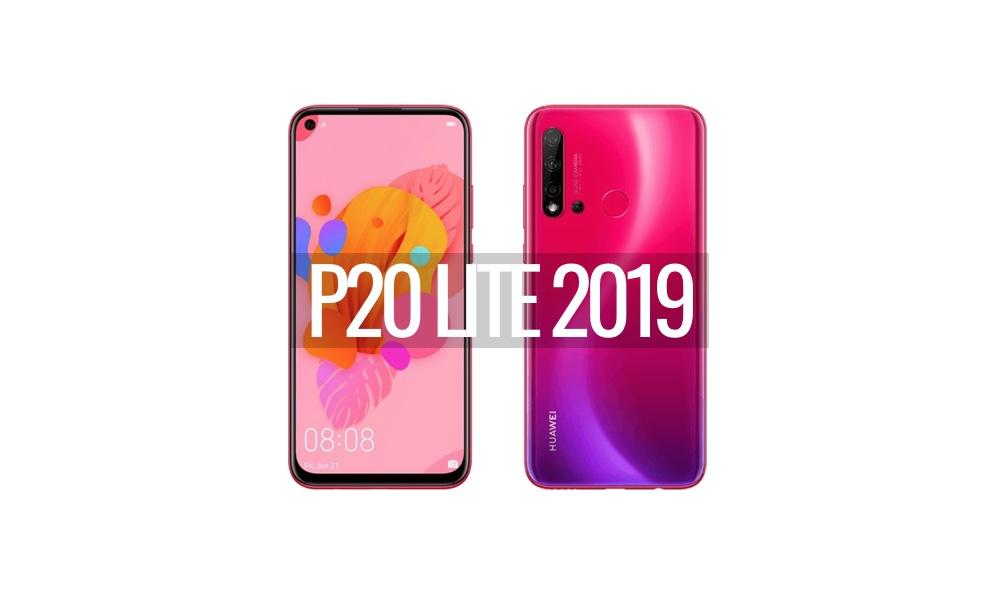 Reparar Huawei P20 Lite (2019)
