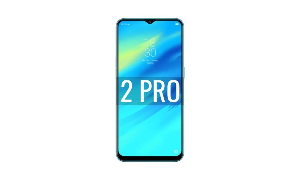 Reparar Realme 2 Pro