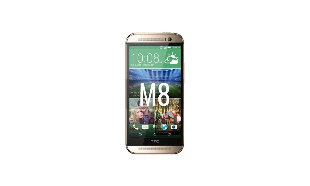Reparar HTC One M8