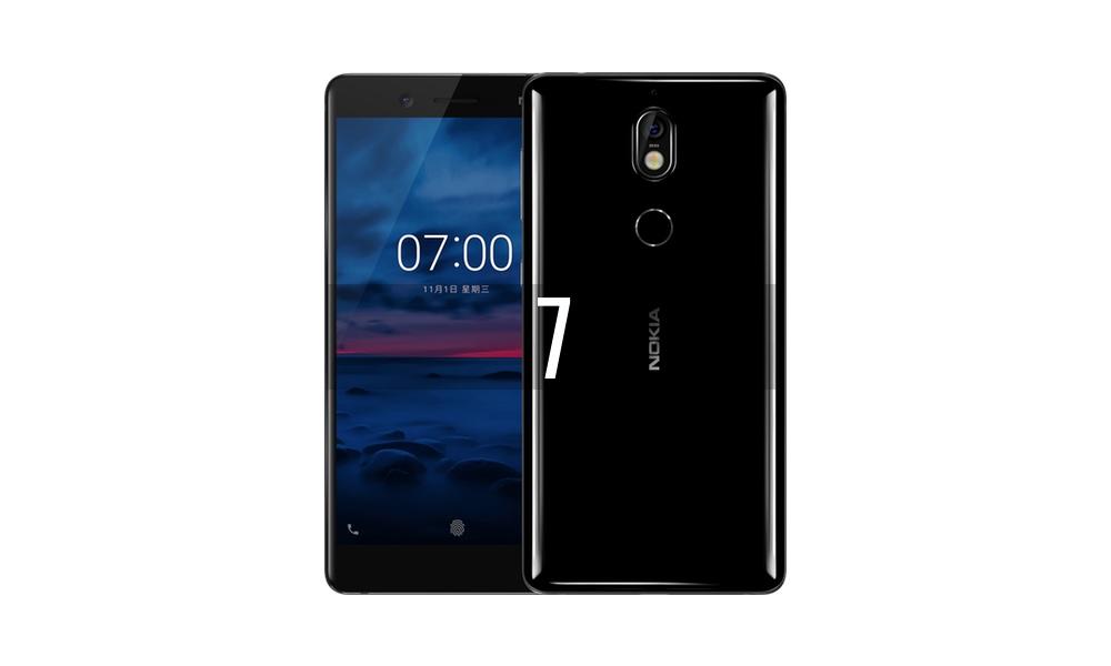 Reparar Nokia 7