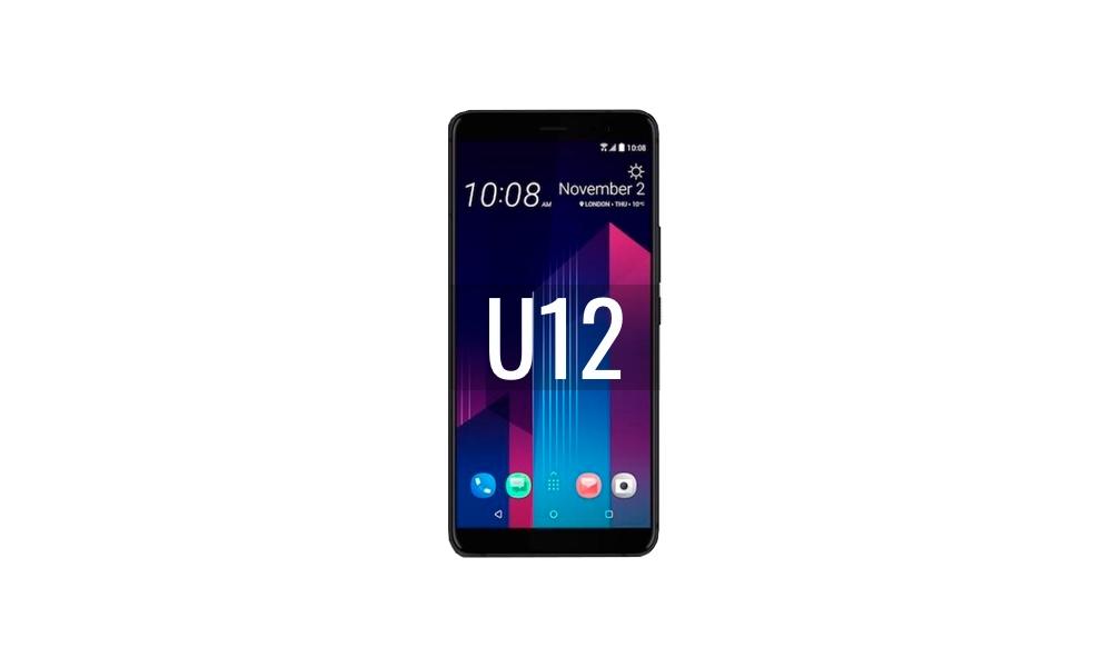 Reparar HTC U12