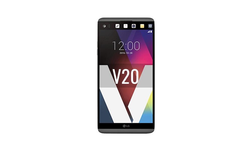 Reparar LG V20