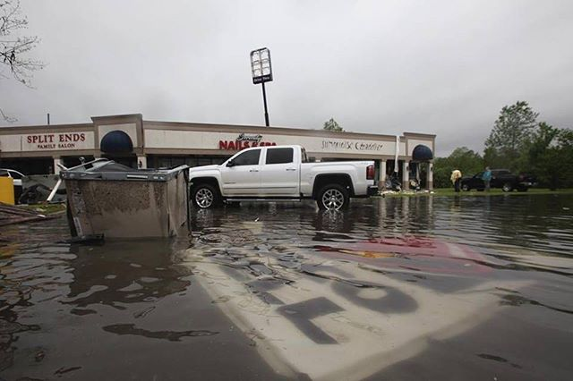 We hope all are safe from last nights storms. Pls let us know how Dale Partners or our sister firm, Dale| Bailey, can help with cleanup and recovery. Photo credit: Vicksburg Post