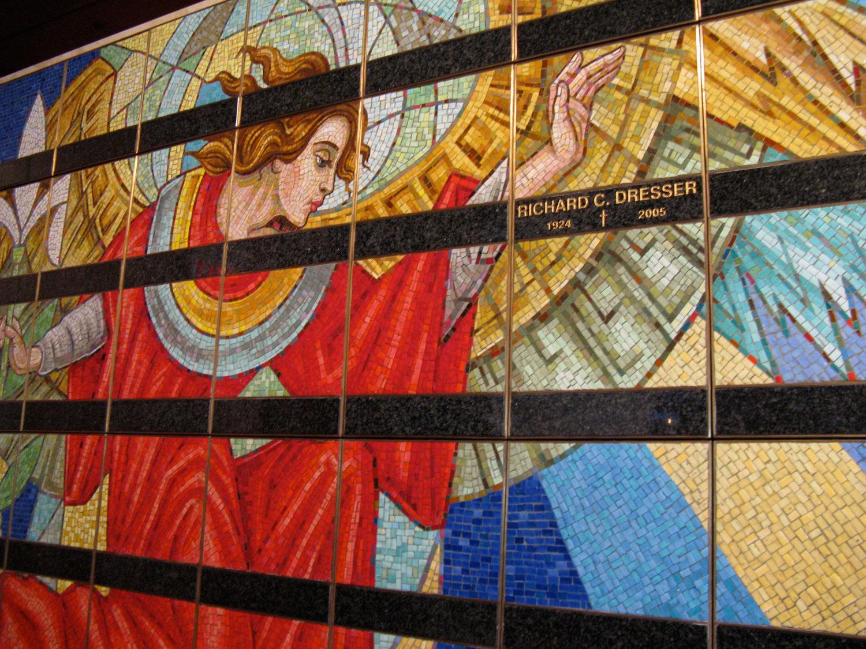 Columbarium at St Martin