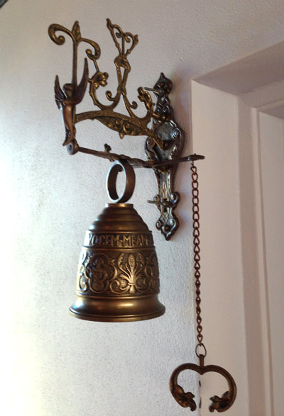 Bell in the Chapel of the Resurrection