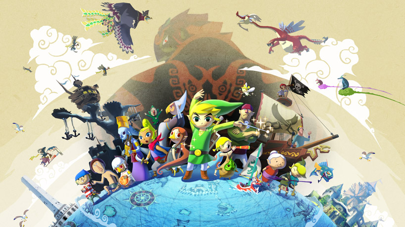 Platform: Wii U  Release Date: October 2013