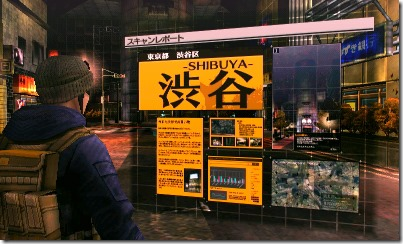 Explore Shibuya in style, a hoodie, toque and backpack make for great defense against demons!