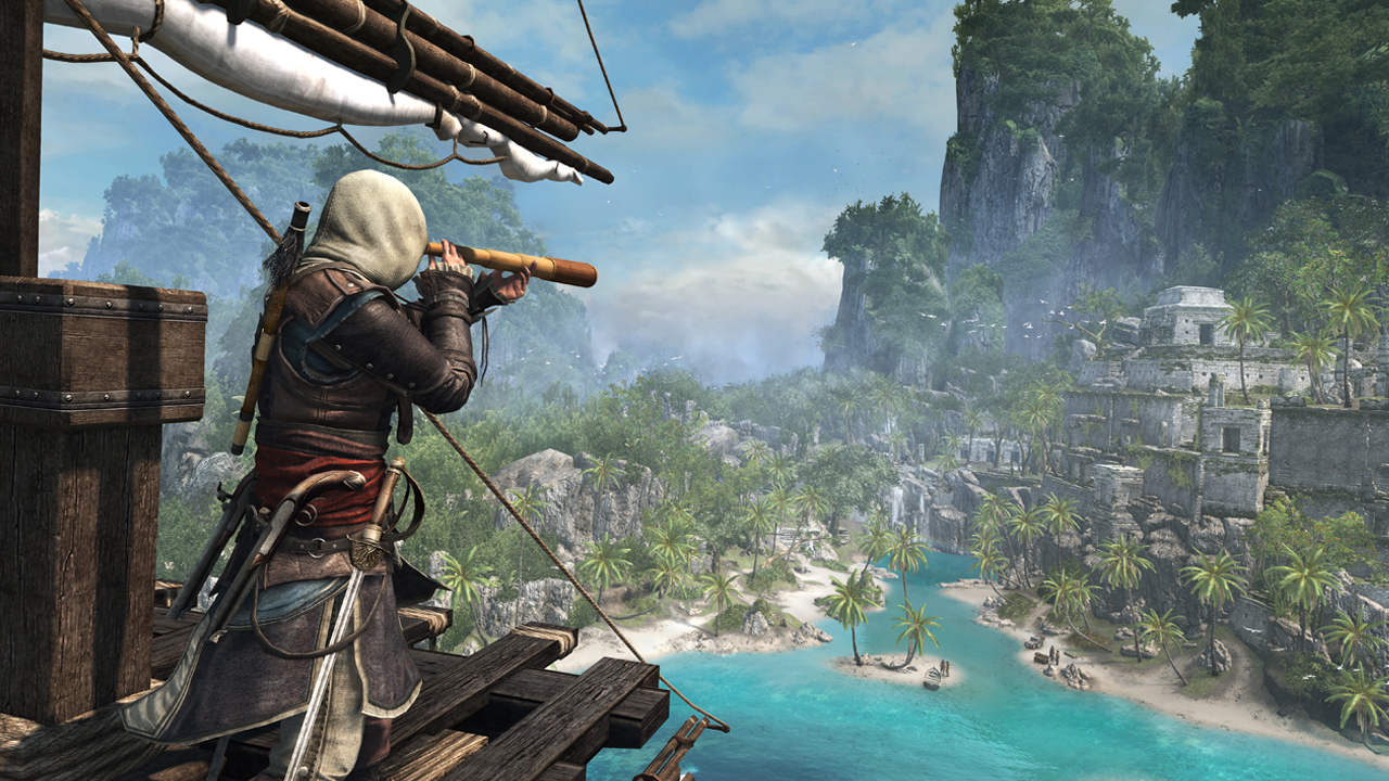 Assassin's Creed IV would be improved by a real-time Scurvy system, don't you think?